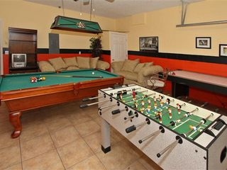 Terra Verde villa photo - game room