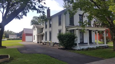 Stunning historical 1830's farm home fully remodeled