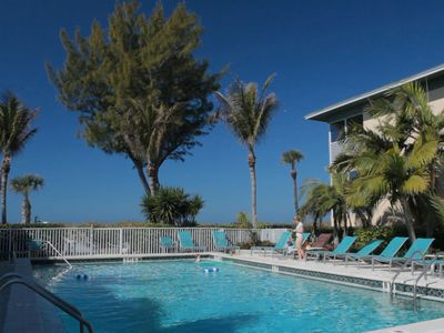 Pool at Plantation Beach Club, South Seas Resort, Captiva Island