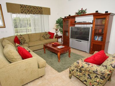 Emerald Island villa rental - Family lounge