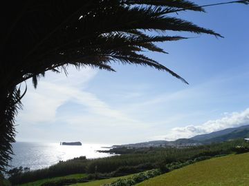 Vila Franca do Campo and the Islet