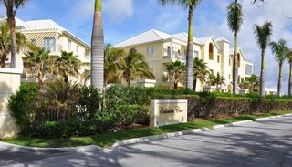 Nassau & Paradise Island townhome photo - View of the community from West Bay Street.