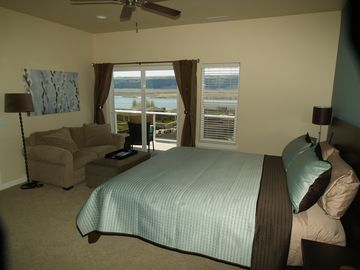One of our master suites