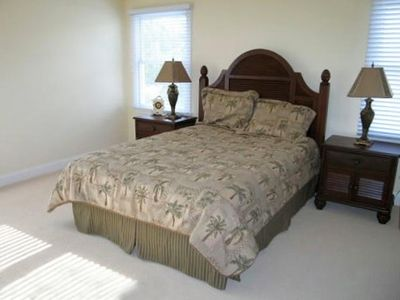 2nd Floor Princess Suite with Queen Bed and Full Bath
