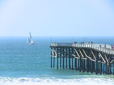 Pacific Beach condo rental - CRYSTAL PIER