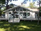 Front of house - Pentwater house vacation rental photo