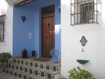 House in La Barrosa (Chiclana) on the beach with private pool for 6 people