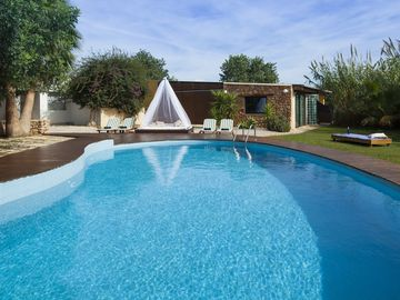 Sant Jordi villa rental - Swimming Pool