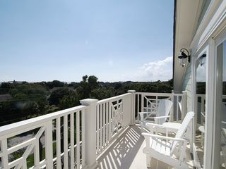 Isle of Palms house photo - Balcony off 3rd floor Master bedroom