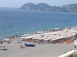 Taormina apartment photo - The beach