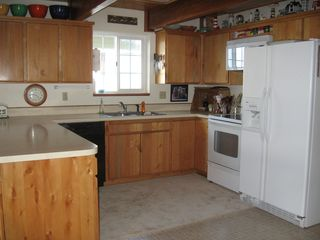 Yachats cottage photo - Fully Equipped kitchen