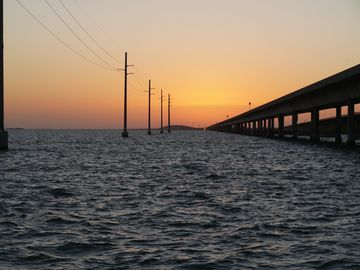 7 Mile Bridge!