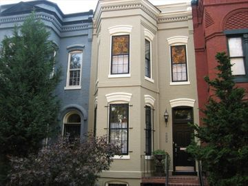 Capitol Hill house rental - Street View