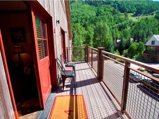 Telluride condo photo - Balcony