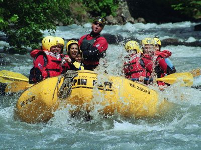 Adventure activities for the adrenalin seeker