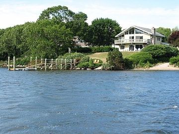 Narragansett house rental - Direct Water Front on 6.5 mile long Lake River
