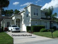 2950 Sq Ft Executive Villa ,28ft Pool with Spa, free WiFi 12 mins to Disney