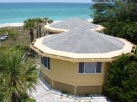 Yes, it's All One House! 3 BR/2.5 BA on the Beach!