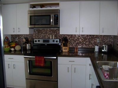 Complete NEW Full size kitchen- All stainless steel appliances