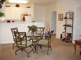 Calabash condo photo - Dining area and kitchen