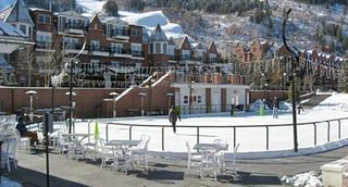 Aspen condo photo - Hyatt Ice Rink