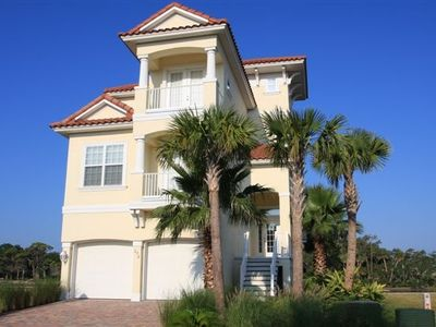 Front of Home - Yacht Harbor Village - Palm Coast, Florida