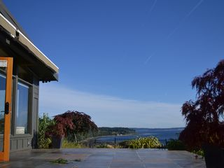 Bainbridge Island house photo - coastline views from every vantage point