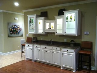 Great Wet Bar with Sink