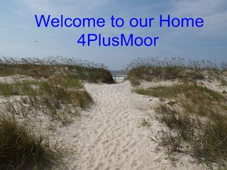 Oak Island house photo - beach access...............100 meters from house