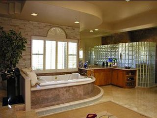 Scottsdale North estate photo - Master bath is way too big for one photo.