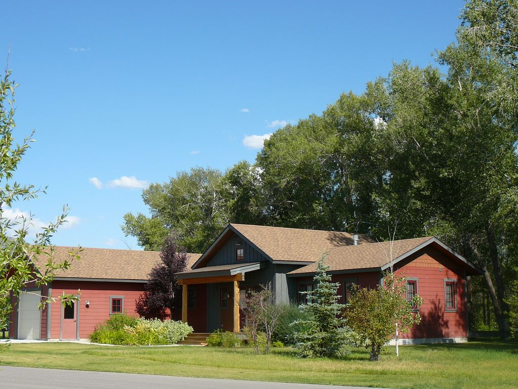 Teton creek home 1 perfect for your vrbo for Teton cabin rentals