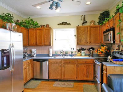 Isle of Palms house rental - Kitchen