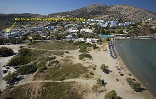 Syros apartment photo - Galissas beach