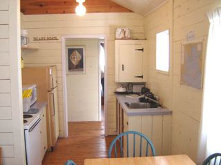 Mahone Bay property rental photo - The kitchen