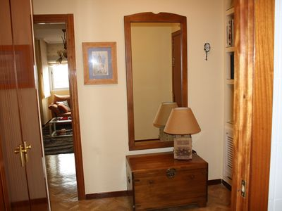 Enjoy your stay in Madrid. 3 bedrooms