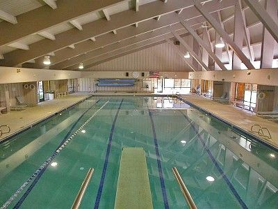 Heated Indoor Olympic-Sized Pool in Tahoe Keys Resort (with nominal fee)
