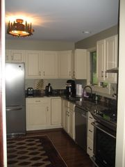 Lake Placid house photo - Kitchen with new appliances