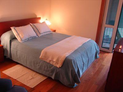 Funchal apartment rental - Comfortable night sleeping in this bedroom...