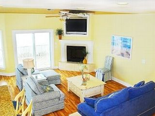 North Topsail Beach house photo - Breath taking views of the ocean