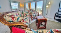 Relaxed Oceanfront Property with Brilliant View in Quiet Indian Shores!