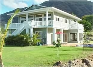 6 Bedroom House and Wrap Around Lanai with Ocean and Golf Course Views