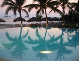 Ixtapa condo photo - The View From Your Balcony Western Sunset Exposure!
