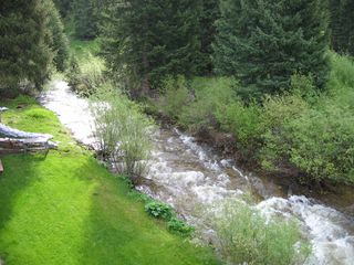 Vail condo photo - Gore Creek from Bedroom 2