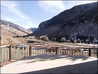 Vail townhome photo - Spectacular Hot Tub Views