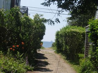 Provincetown townhome photo - Go on out and take a breath of the fresh salt air