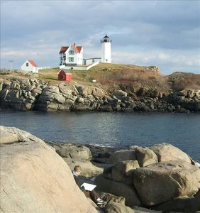 Nubble Light, Cape Elizabeth