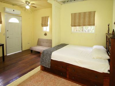 Comfortable, spacious bedrooms