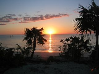Another Sunset - Cat Island house vacation rental photo