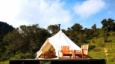 Glamping The Color Of My Rêves