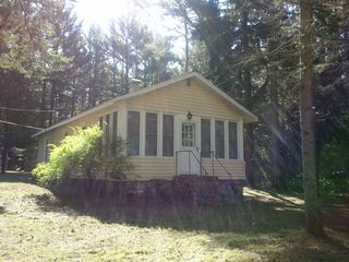 Ludington cottage photo - Close to Hamlin Lake and the South Bayou.